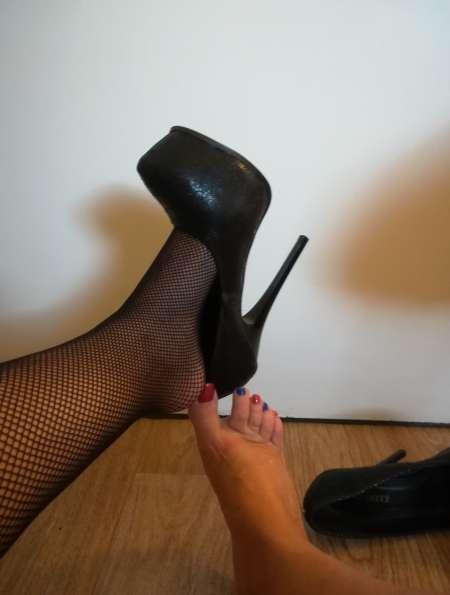 Pour fétichistes des pieds, et accompagnement
