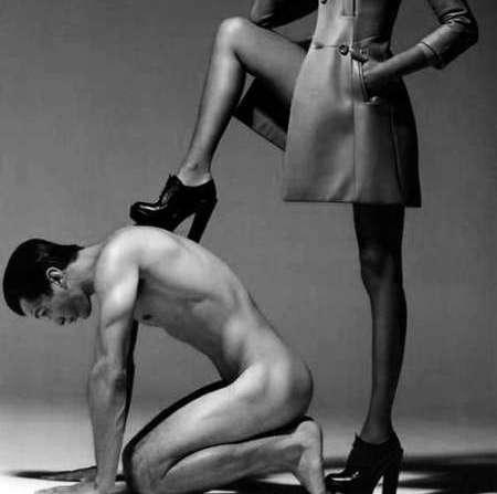 Je cherche a une femme dominatrice