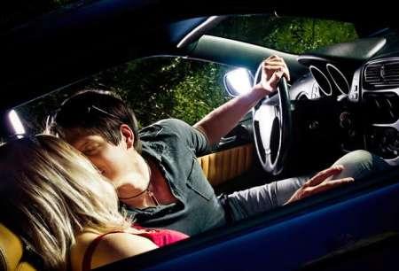 Flirt / voiture